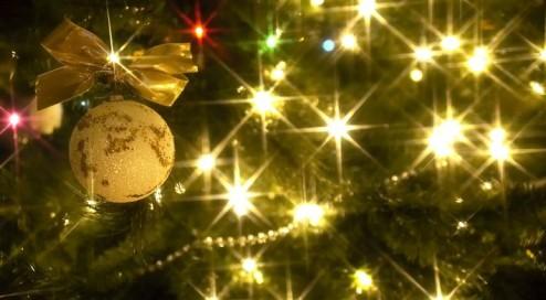 Stromfresser-Weihnachtsbeleuchtung?