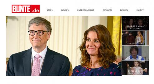Bill-Gates'-Scheidung