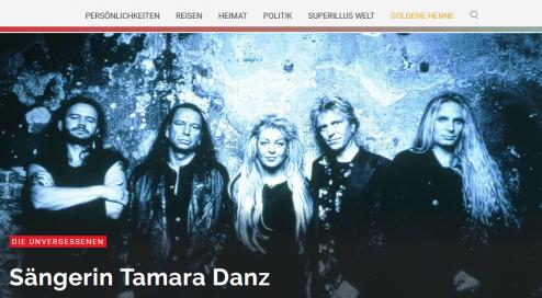 TAMARA-DANZ