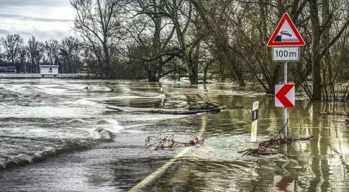 Hochwasseralarm!